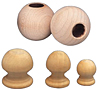 Dowel and Finial Caps